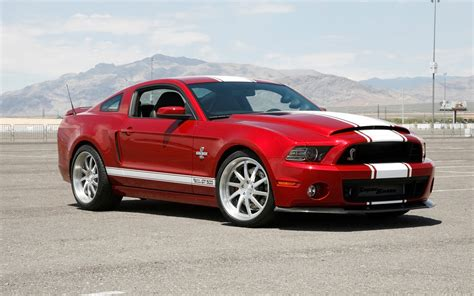 ford mustang supercar ford mustang shelby gt500 super snake picture 131142