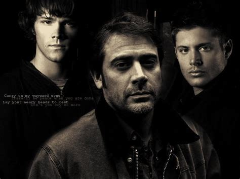 be my supernatural winchester supernatural quotes quotesgram