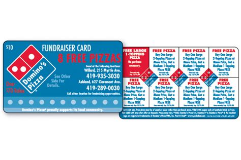 Gift Card Dominos - dominos gift card