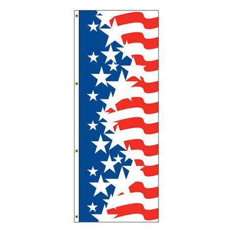 draped flag americana burst drape flag