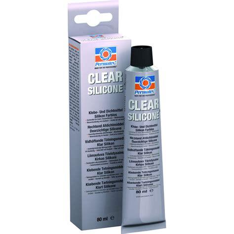 Sealant 85 Gr permatex 174 80050 clear rtv silicone adhesive sealant 85