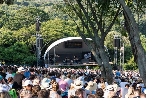 Concerts At Botanical Gardens Kirstenbosch Botanical Gardens Concerts Kirstenbosch Summer Sunset Concerts Cape Town Daily