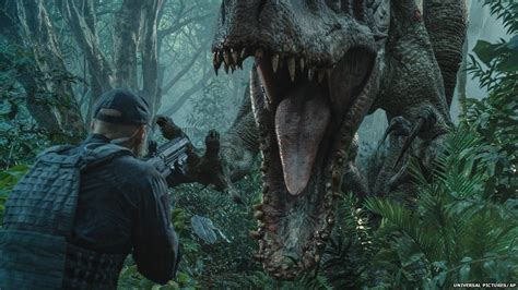 film dinosaurus park dinosaurs in new jurassic world film divide the