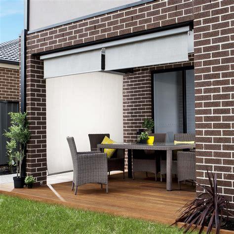 external blinds and awnings premium pelmet exterior blind coolaroo
