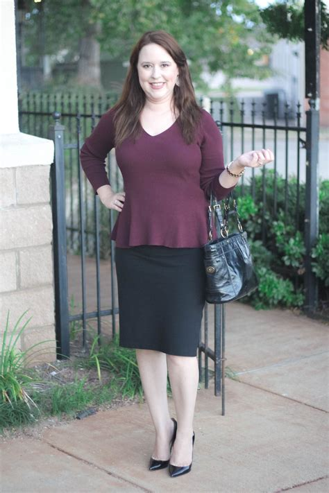 burgundy peplum sweater the haute hydrangea