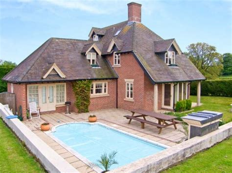 Cottage With Pool luxury holidays in the uk sykes cottages