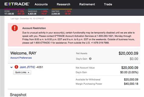 wire transfer address etrade address for wire transfer forex trading