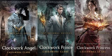 infernal devices z s bookshelf the mortal instruments the infernal devices