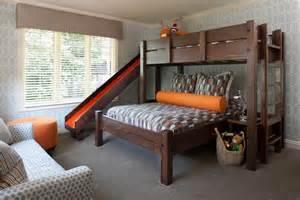 Ideas For Bunk Beds Diy Modern Bunk Bed Designs Ideas