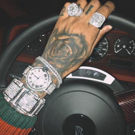 Tyga Criminal Record Tyga Shows His Jewelry On Ig