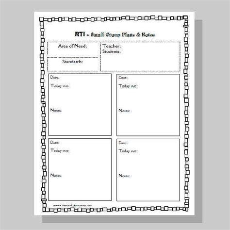 small binder calendar template student data binder printables the curriculum corner 123