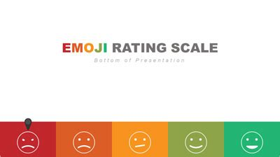 180 Emoji Rating Toolkit A Infographics Powerpoint Template From Presentermedia Com Emoji Powerpoint Template