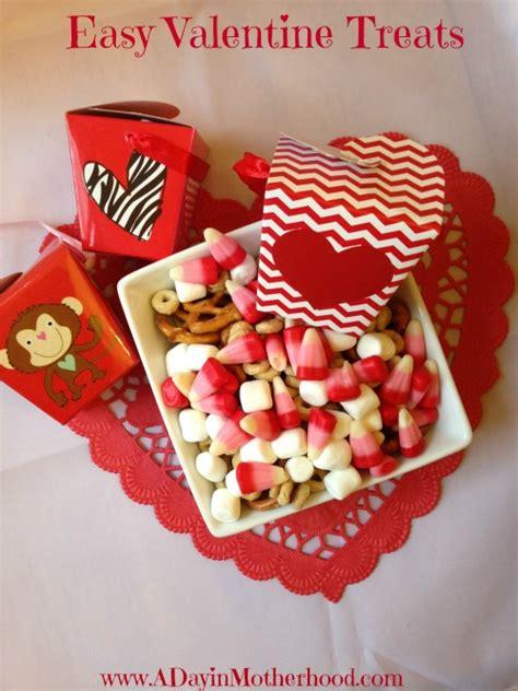 easy valentines treats easy treats