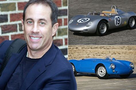 seinfeld porsche collection list jerry seinfeld to cash in 163 20 million by selling off