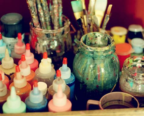 Painting Supplies by Trade Secrets Ideas Take Time A Beautiful Mess