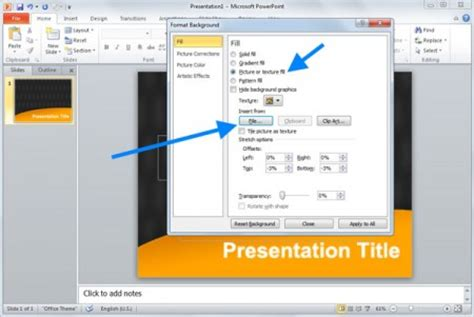 powerpoint replace template how to change powerpoint background