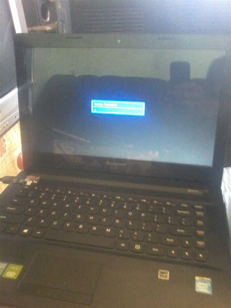 reset bios lenovo g40 solved i took out the cmos battery yestaday but stil the