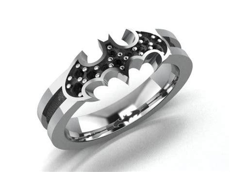 25 batman ring ideas on silver batman
