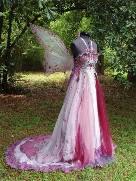 Shabby Chic Angel Wings by Theglamouraidecoration Medieval Fashion For Women
