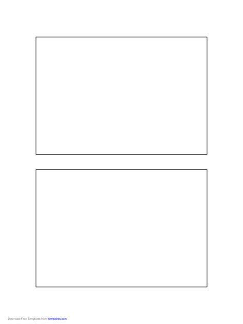 5x5 Inch Card Template by 2018 Postcard Back Template Fillable Printable Pdf
