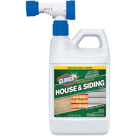 house and siding cleaner crossco 128 oz 22 acido muriatico am030 4 the home depot