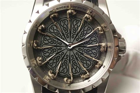 excalibur knights of the table introducing the roger dubuis excalibur knights of the