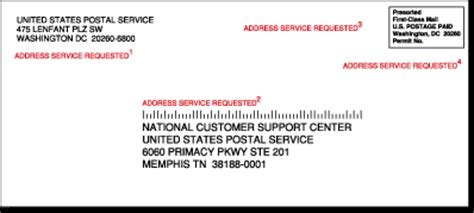 letter address format post office faq links ranked 1 in address correction