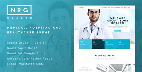 drupal themes hospital nrghealth medical hospital healthcare theme by