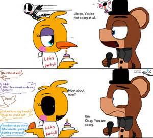 Fnaf 2 comic you re not