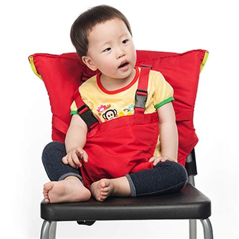 baby portable seat kids feeding chair  child infant safety belt booster seat feeding high