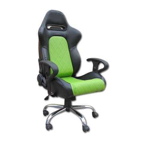 green racing seats gsm sport seats