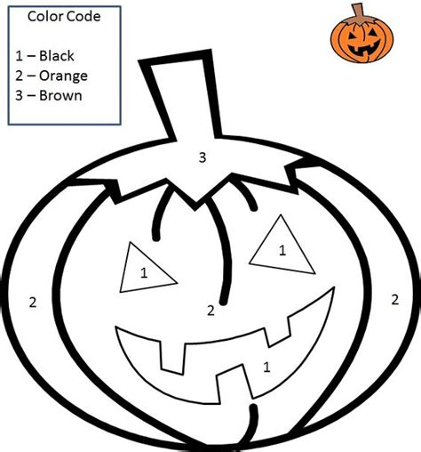 halloween coloring pages numbers halloween color by number coloring pages coloring pages