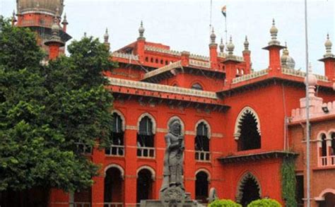 madurai bench madras high court madurai bench of madras high court gives notice to mhrd