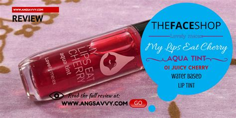 Jual The Shop My Eat Cherry the shop my eat cherry aqua tint cherry