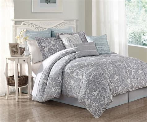 grey paisley bedding gray paisley bedding foter