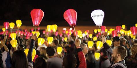 leukemia light the night lighting the night to honor blood cancer survivors celgene