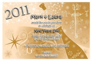 new years invitations invitation librarry