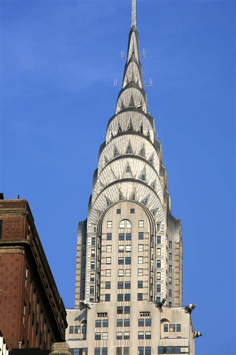 Pictures Of The Chrysler Building by Chrysler Building Pictures To Pin On Pinsdaddy
