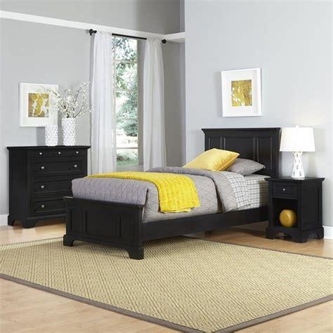 black twin bedroom furniture sets twin 3 piece bedroom set in black 5531 4021