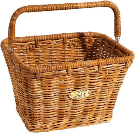 Office Supplies Nantucket Nantucket Bike Basket Co Cisco Basket With Hooks
