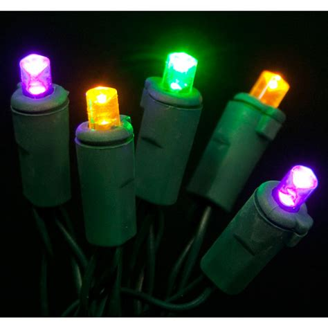 battery lights 10 led mardi gras 08601