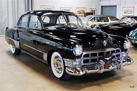 cadillac touring sedan 1949 cadillac series 62 touring sedan