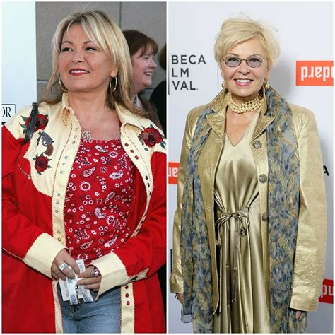 Roseanne Barr On Diet Junk Food And Health by The Most Weight Loss Success Stories
