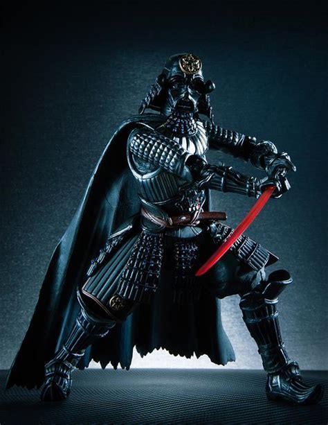 Kaos Heavy Metal Dart Vader 1 wars darth vader samurai zonahobby