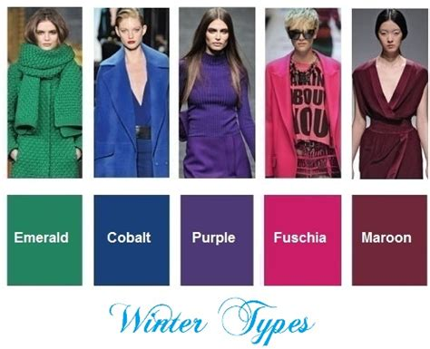 7 Trendy Fashion Colors For Winter by Trending Colors Fall And Winter 2012 2013 Color Me Pretty