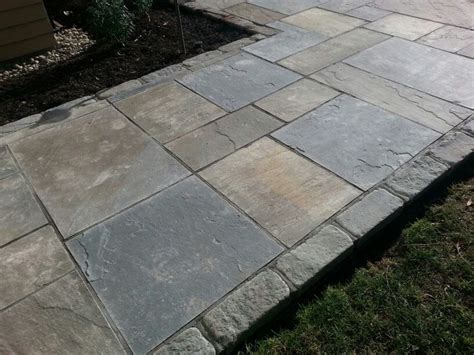 bluestone patio backyard ideas pinterest