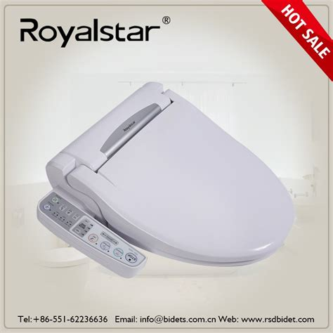 Bidet Toilet Seat Cover Best Seller Automatic Heated Warm Self Cleaning Toilet