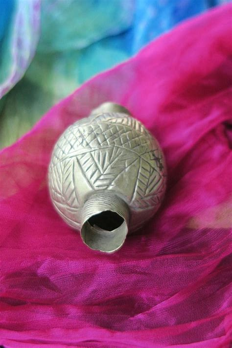 focal for jewelry large vintage kuchi tribal jewelry focal bead