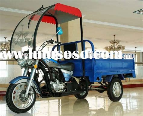 covered motorcycles with three wheels cargo covered trike tricycle three wheel motorcycle for
