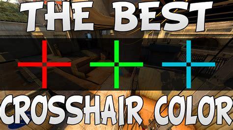 cs go crosshair color cs go what is the best crosshair color